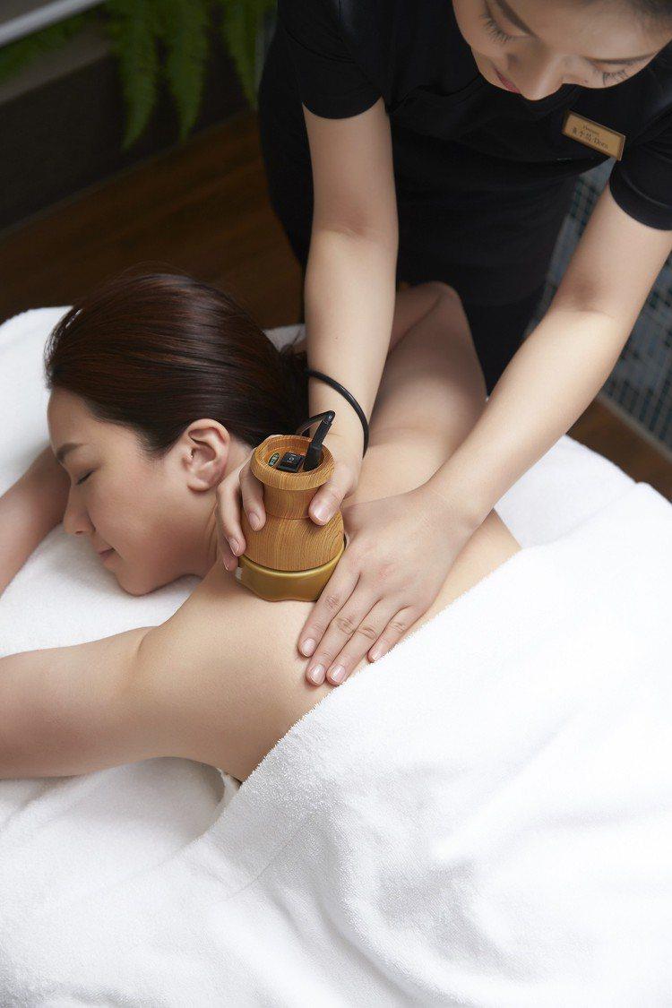 EB SPA針對舒緩美體推出各式課程。圖/EB SPA提供