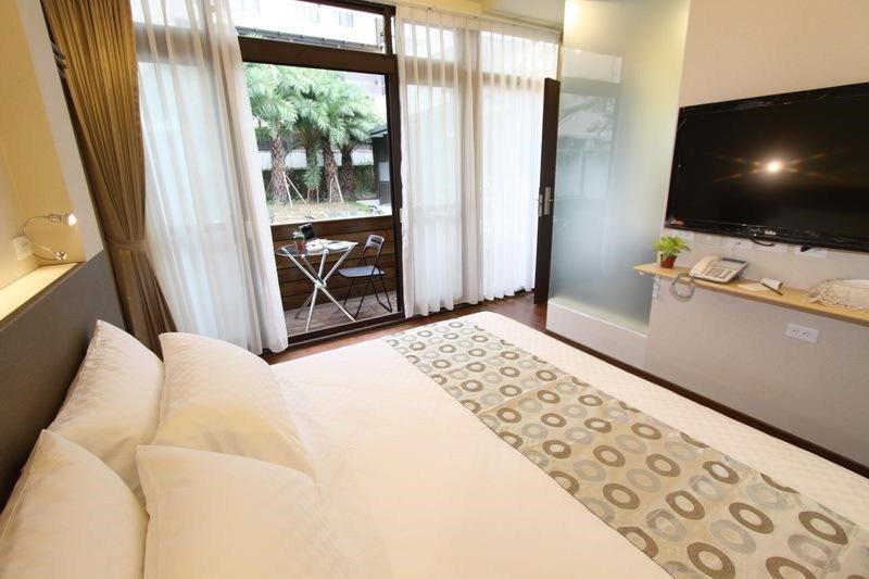 花蓮新港77villa民宿 booking