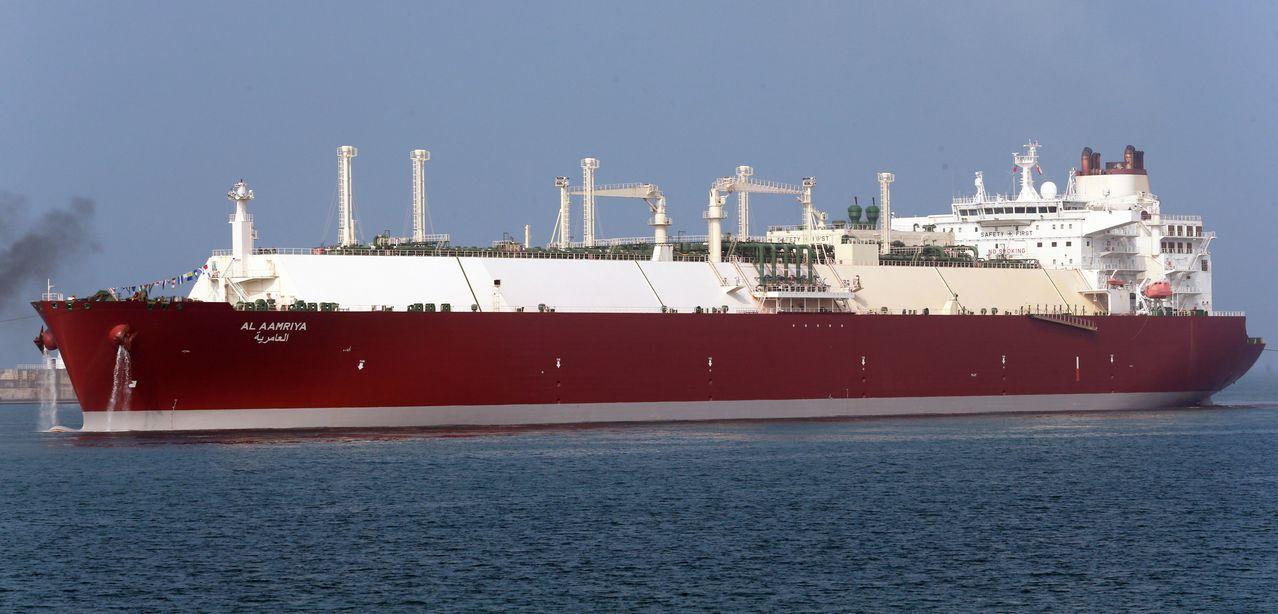 亞洲都乾淨能源 LNG現貨價半年飆一倍