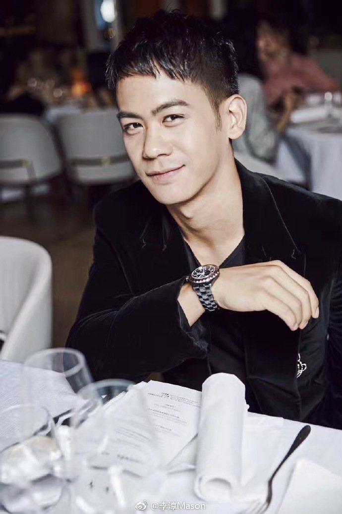 李淳身為大導演李安的兒子,覺得壓力很大。圖/摘自微博