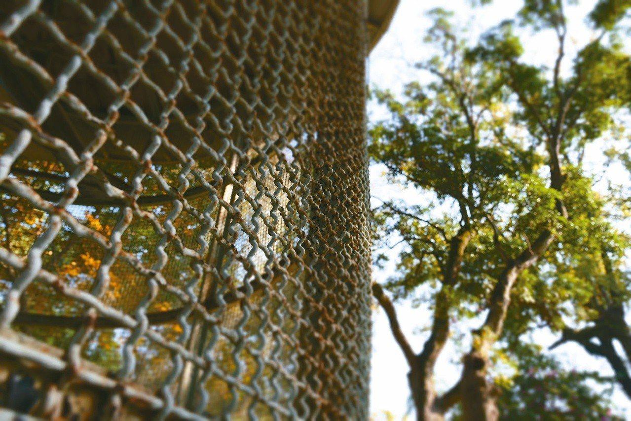 嘉義公園大鐵籠。
