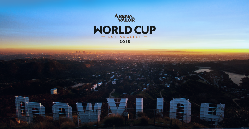 《Garena 傳說對決》打造全新世界級賽事 AWC將於七月點燃戰火