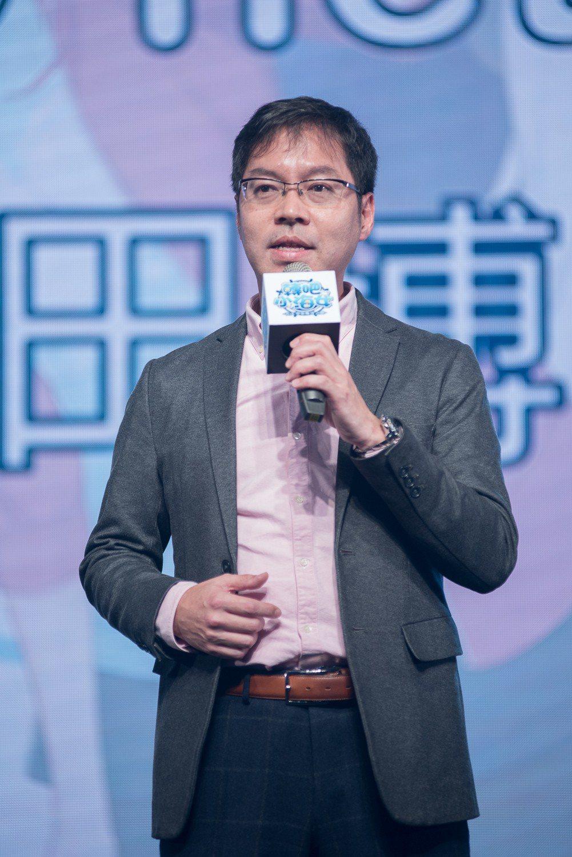 台灣So-net 董事長永田博丈。