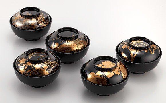 日本蒔繪漆器藝術的精美和複雜,是日本傳統文化的一個主要代表。象彥提供