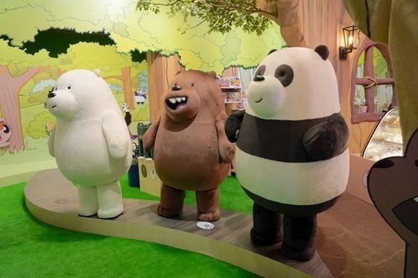 圖片來源/CN Pop Up Store 卡通頻道期間限定店FB