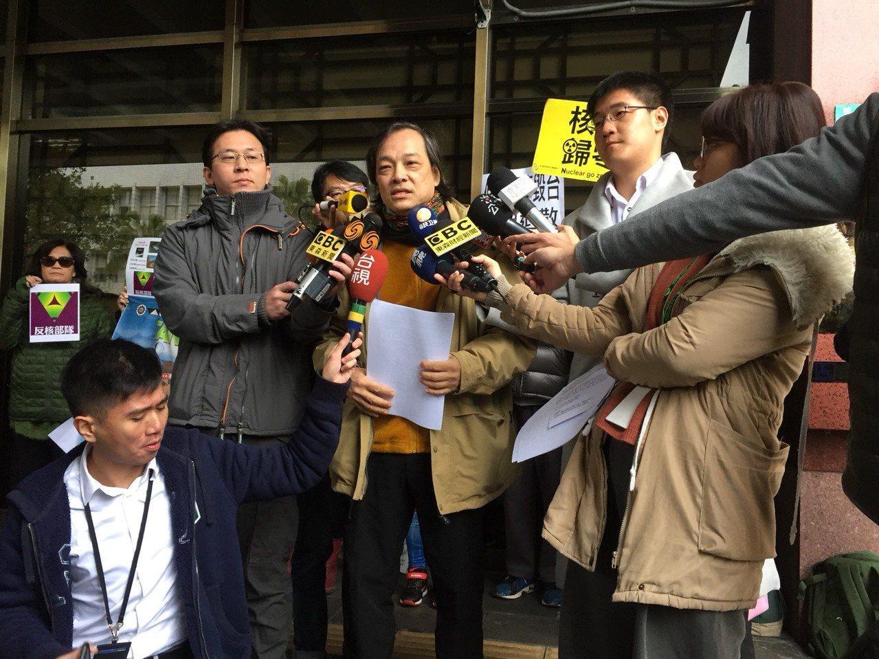 綠色消費者基金會秘書長方儉昨天痛批,台灣不缺電,賴清德卻核定重啟停機兩年的核二廠...