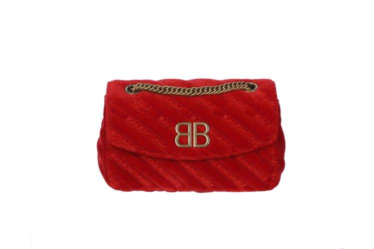 BB Round包款,S尺寸63,200元,M尺寸79,100元。圖/BALEN...