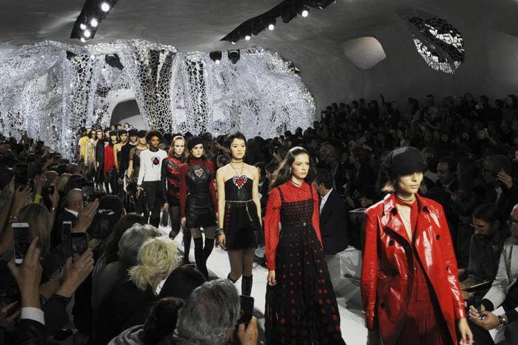 新光三越台北信義新天地A4於2月中上市全新春夏系列。圖/Dior提供