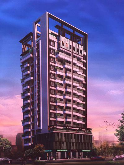 「活著就有希望」,圖為新的維冠大樓設計圖。 圖/聯合報系資料照片