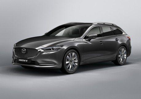 新世代 SkyActiv-X 上身!全新 Mazda6 wagon 將於日內瓦車展亮相