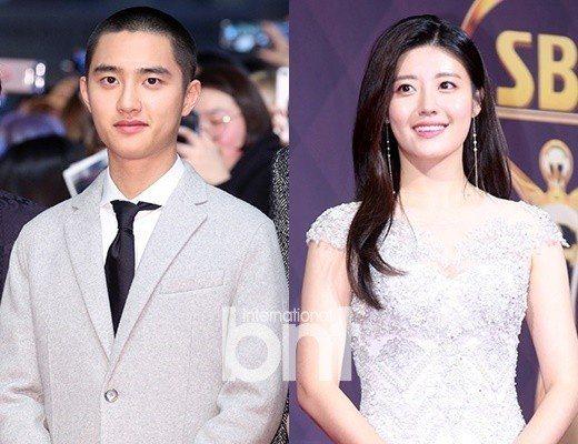 都暻秀南志鉉有望合作新劇「百日的郎君」。圖/bntnews