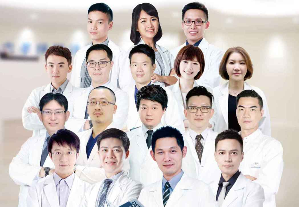 淨妍醫美醫師團隊將為花蓮震災提供專業醫療服務。  淨妍醫美集團/提供