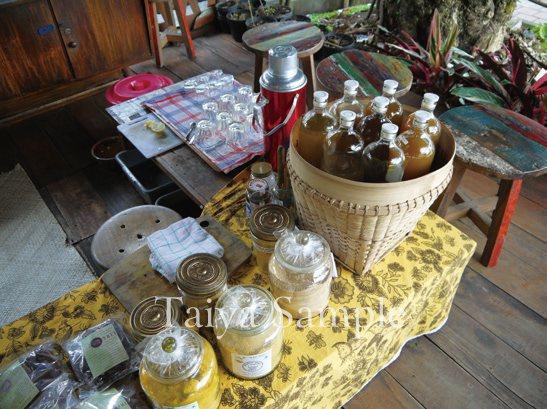 草藥是島上傳統文化