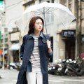 女子風格╱空靈系陽光女孩陳語安 新年走春時尚穿搭