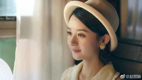 圖/趙麗穎微博,Beauty美人圈提供