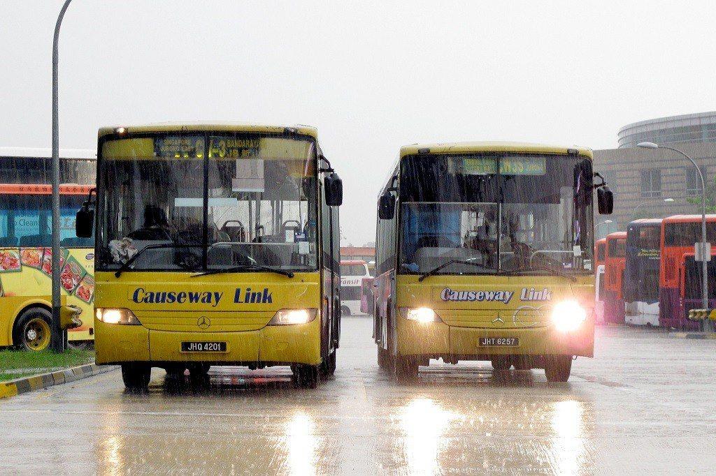 ▲馬來西亞午後陣雨。(圖/攝影者:SgTransport, Flickr CC ...