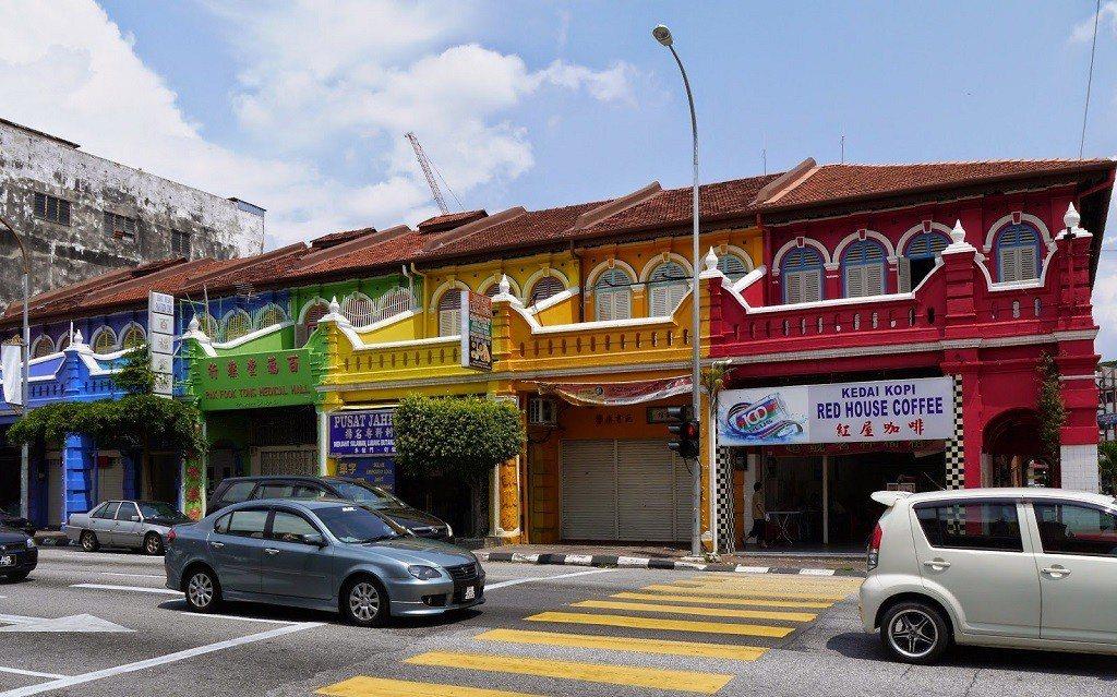 ▲馬來西亞怡保建築。(圖/Tripbaa趣吧!達人帶路)