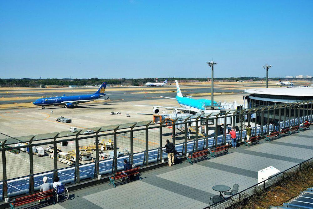 成田機場展望台 成田機場官網