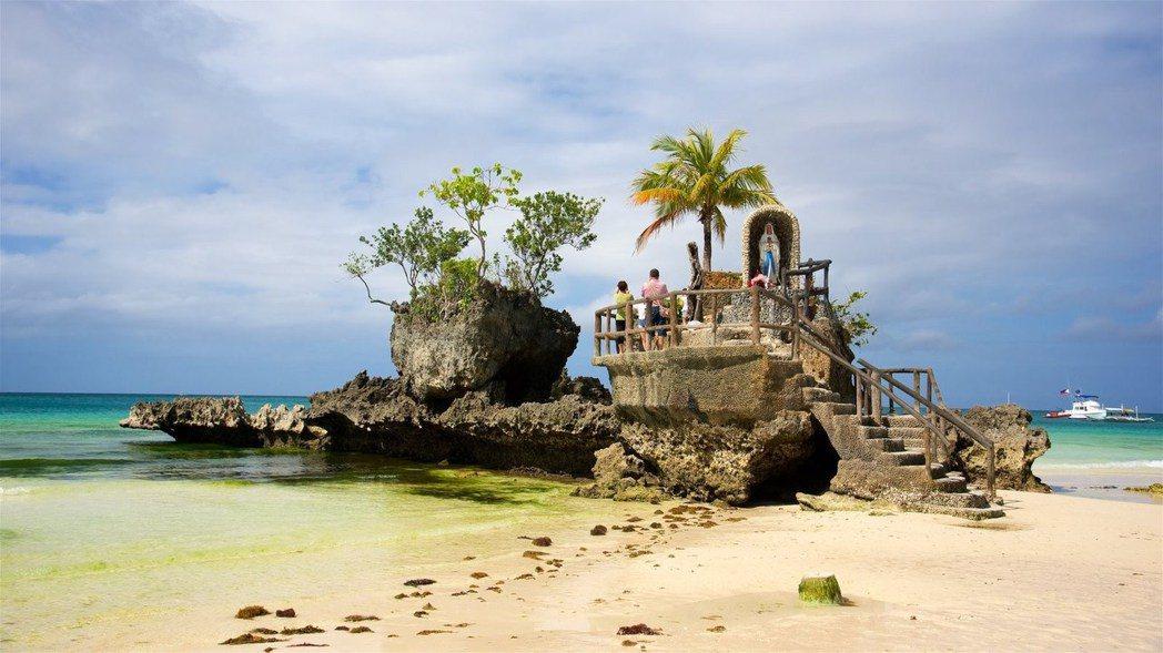 聖母岩礁 Willy's Rock expedia.com