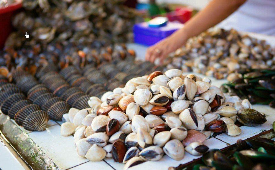 海鮮市場 D'talipapa Market philippines-hotel...