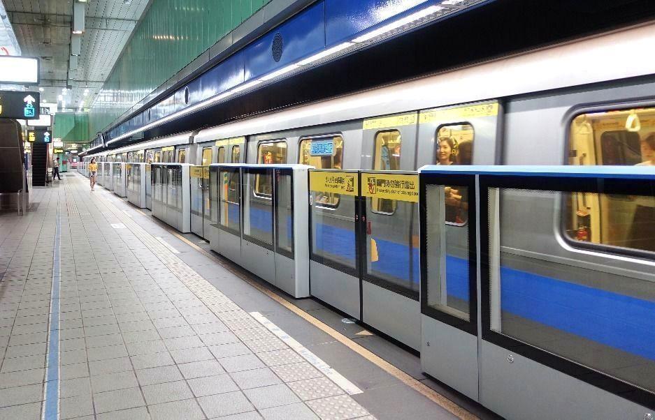 一張台北捷運圖 看網美最愛出沒哪些區域