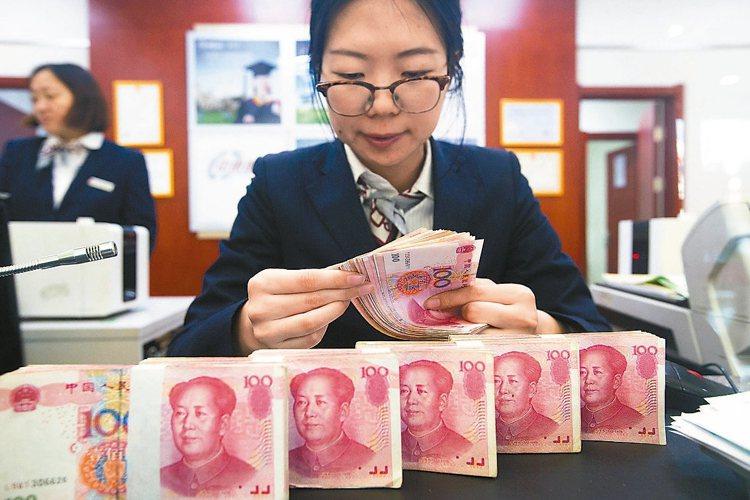 受美元疲弱影響,2018年以來人民幣兌美元匯價升值幅度高達4%,即將觸及2015...