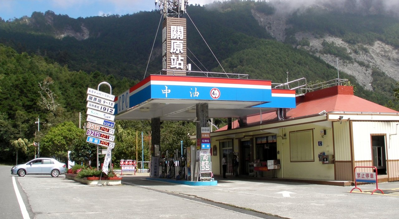 中油加油站 (聯合報系資料庫)