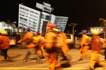 花蓮地震後,是時候思考以專業單位進行災害管理了