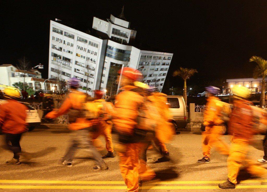 臺灣近年來災害頻仍,但應變各場災害的人員仍分屬各地方政府的不同局處。 圖/聯合報...