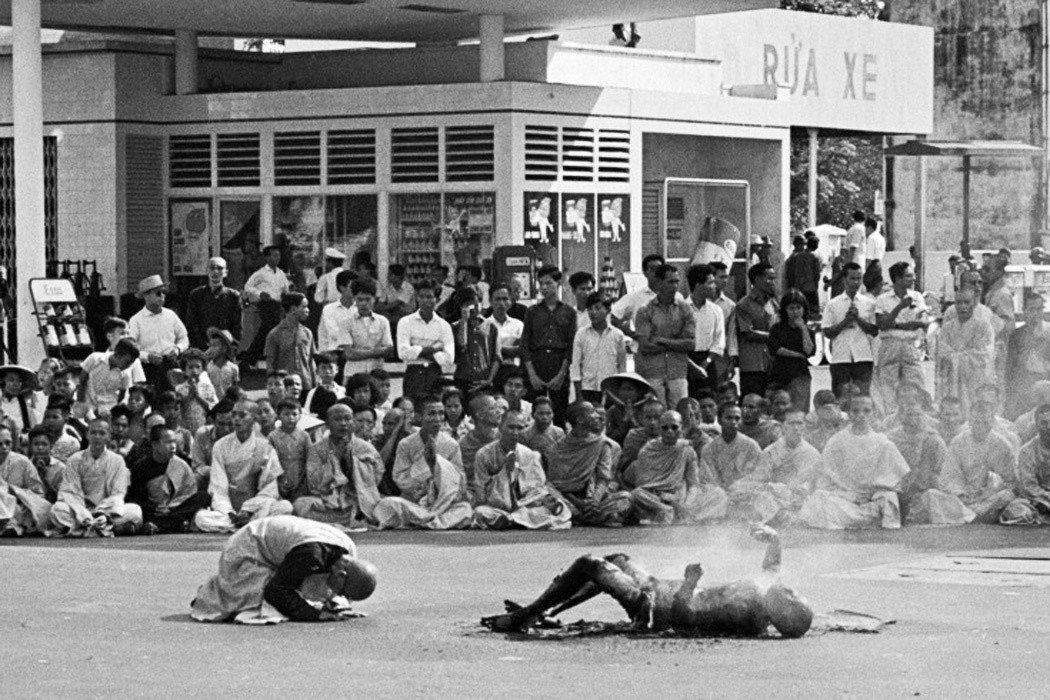 釋廣德的遺言:「在我閉上雙眼去見佛祖之前,我懇求總統吳先生能以一顆同情心去對待人...