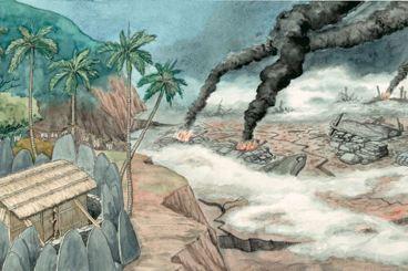 臺灣地震簡史:從神話傳說到救災體系