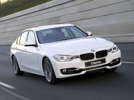 (影音)BMW新一代3系列 開始在紐柏林測試