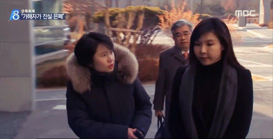 徐檢察官的前輩與友人,也紛紛跳出來,在電視上為她袒護,表示作為同業,徐檢察官過去...