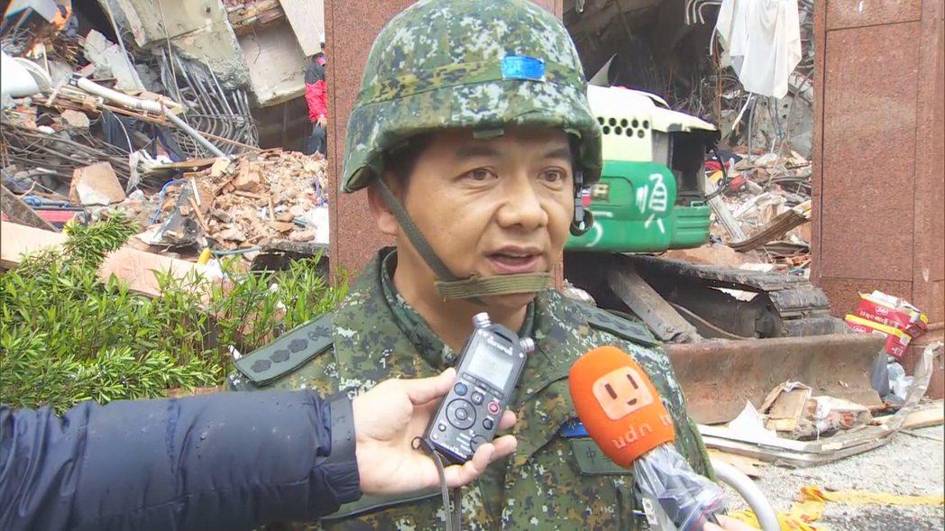雲門翠堤尋四大一小遺體 黃金72小時國軍持續救援