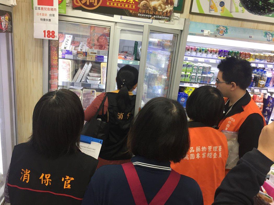 春節將近,年菜必備魚、蝦,消保處今公布抽查20家賣場、超市和量販店業者共60件,...