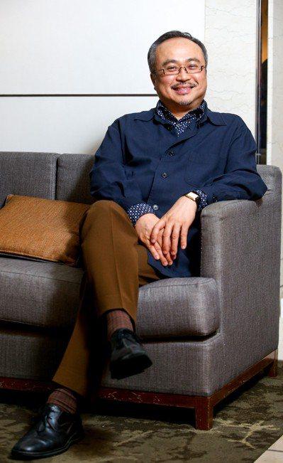 越南鋼琴家鄧泰山將於今年5月受邀來台演奏。圖/記者程宜華攝影