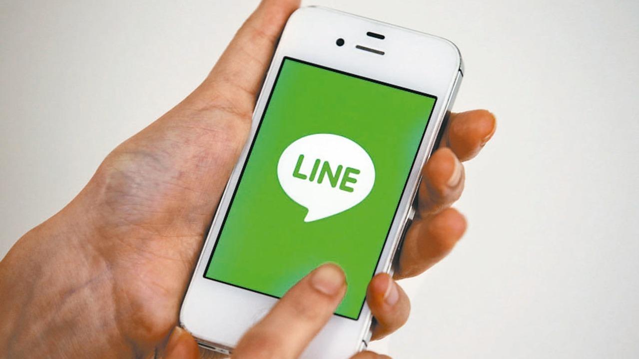 LINE Pay已成台灣行動支付一哥。 彭博資訊