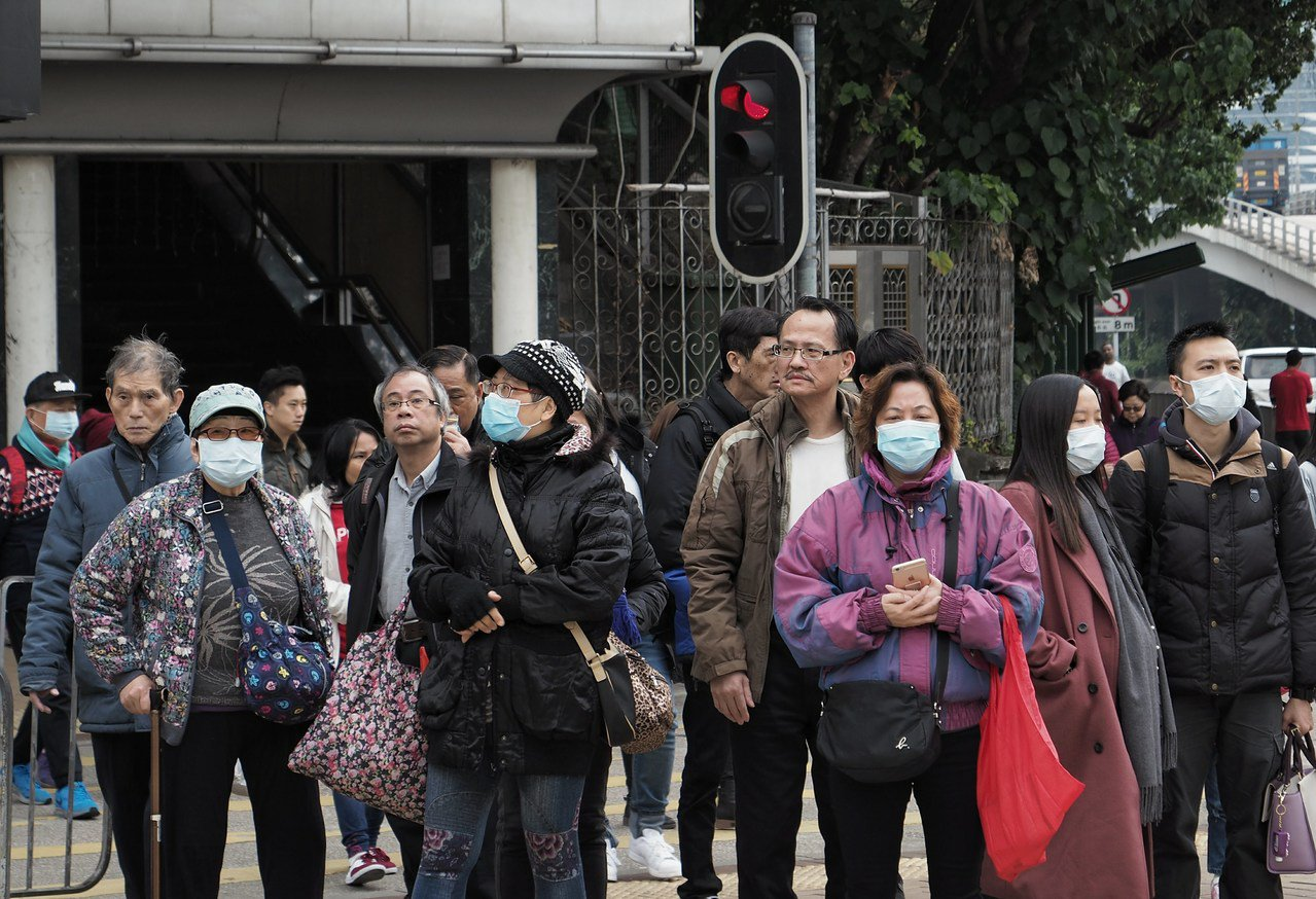 今年以來30多間幼稚園與小學爆發流感,但接種率不達50%。 新華社