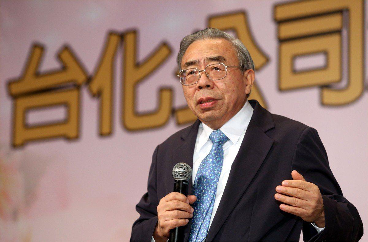 台塑集團總裁王文淵。 聯合報系資料照/記者林俊良攝影