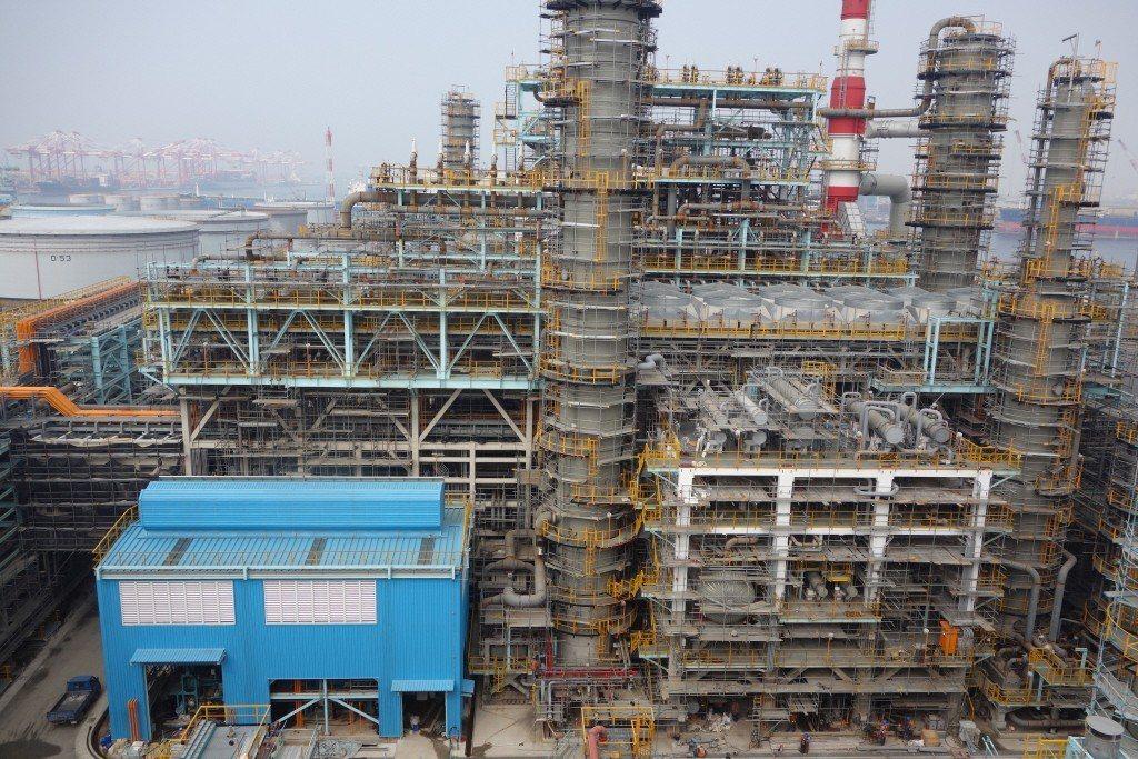 中油大林煉油廠。 聯合報系資料照