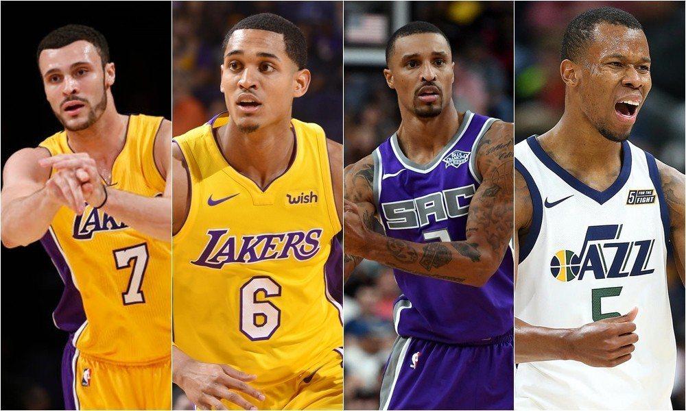 南斯、克拉克森、希爾與胡德都將前進騎士。 NBA