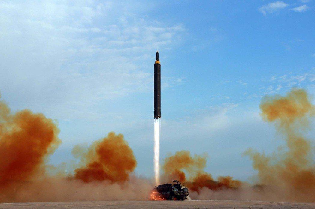 朝鮮即將擁有穩定的核武攻擊能力,處理朝核危機已進入倒數階段。 圖/美聯社