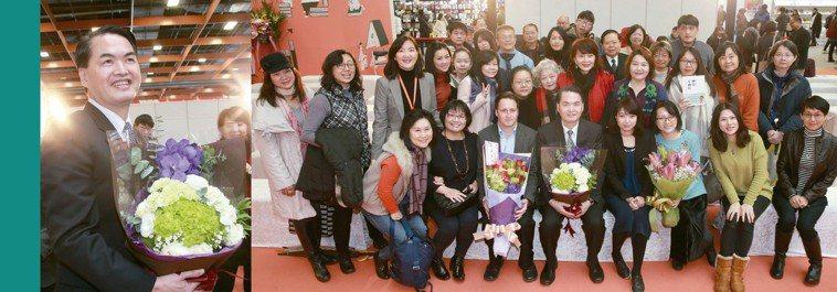 台北醫學院神經外科醫師蔣永孝(左圖)出版新書「神經不神經」,並於2018台北國際...