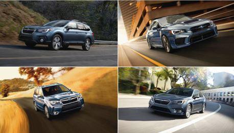 (圖多)慶祝Subaru美國成立50周年 芝加哥車展全車系推出50th特仕車