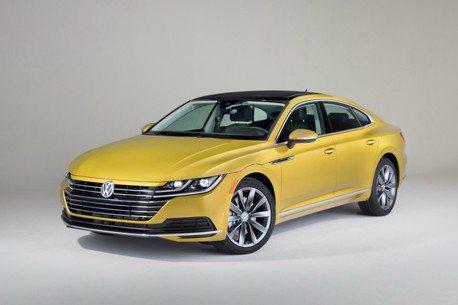 CC後繼車 2019 VW Arteon 將於北美第三季上市