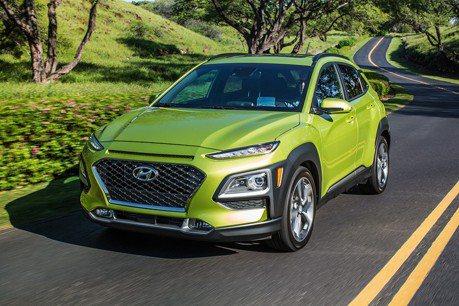 Hyundai Kona售價2萬美元有找!3月在美正式上市