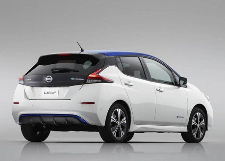 Nissan-Infiniti未來5年內將發表6款新EV電動車