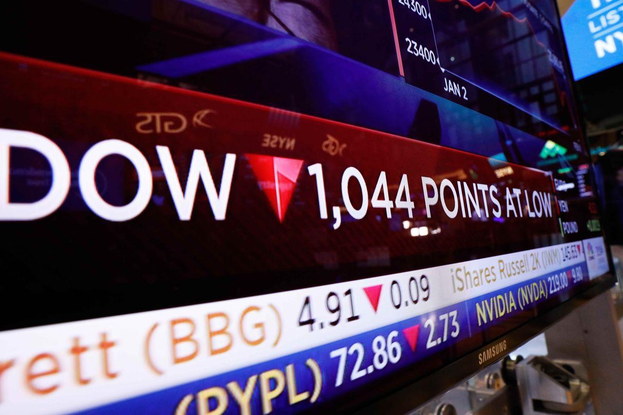 投資人周五是否重返已陷入修正的美股,要看亞洲和歐洲怎麼跌。 路透