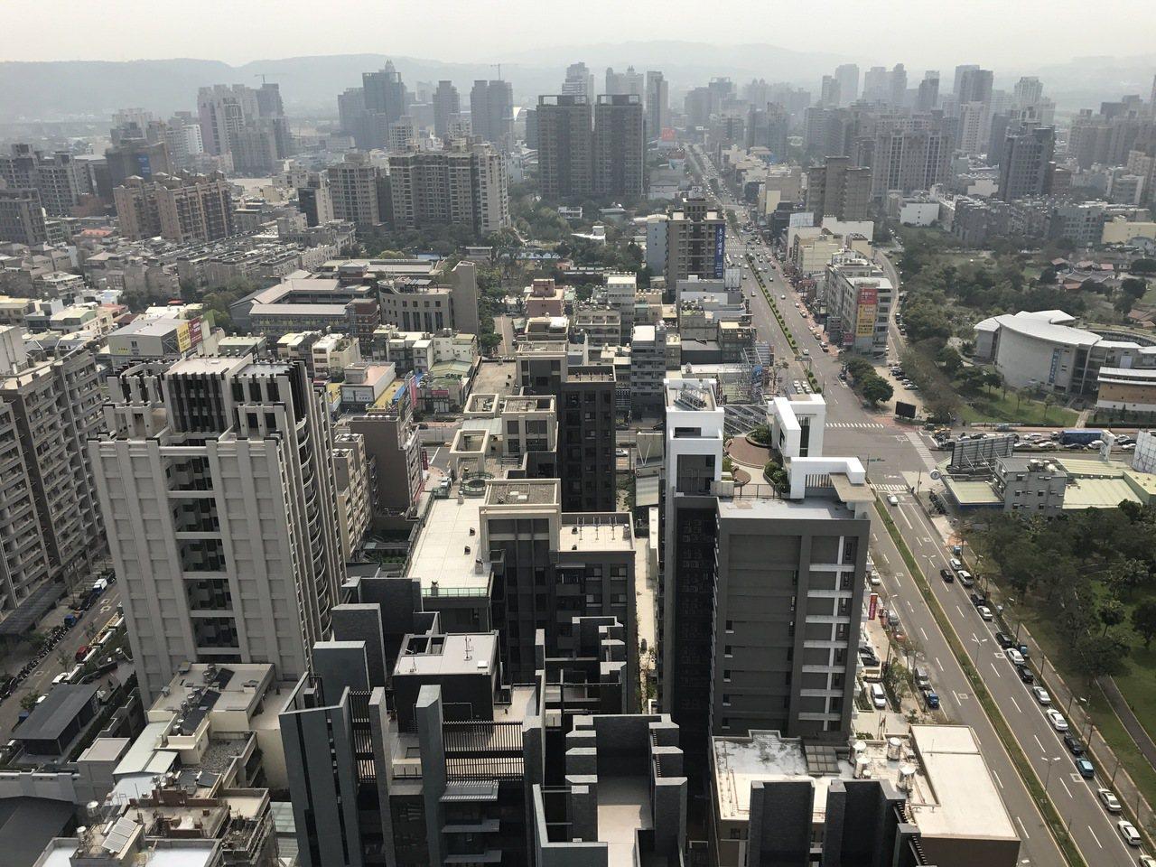竹北預售房市去年第4季交易熱絡。圖/住宅周報提供