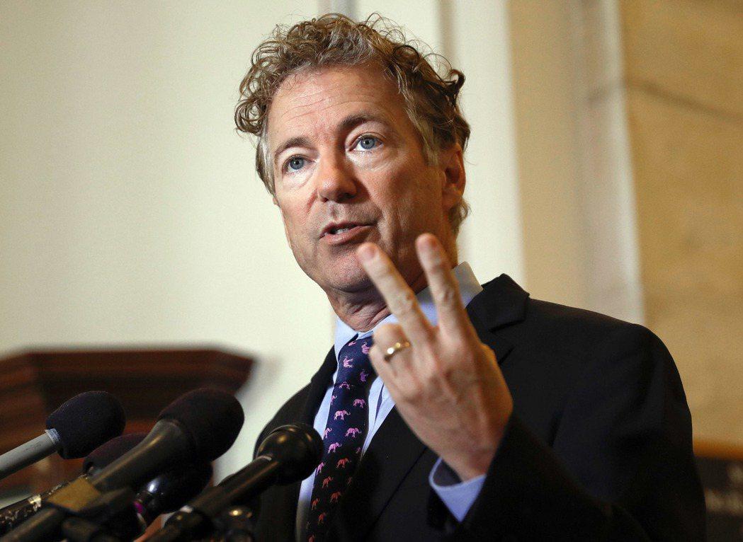美國參議院兩黨原本已協商好,可通過參院版預算,並在期限前送眾議院表決統一版本,,...